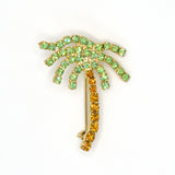 Solago Home Palm Tree Pin/Pendant