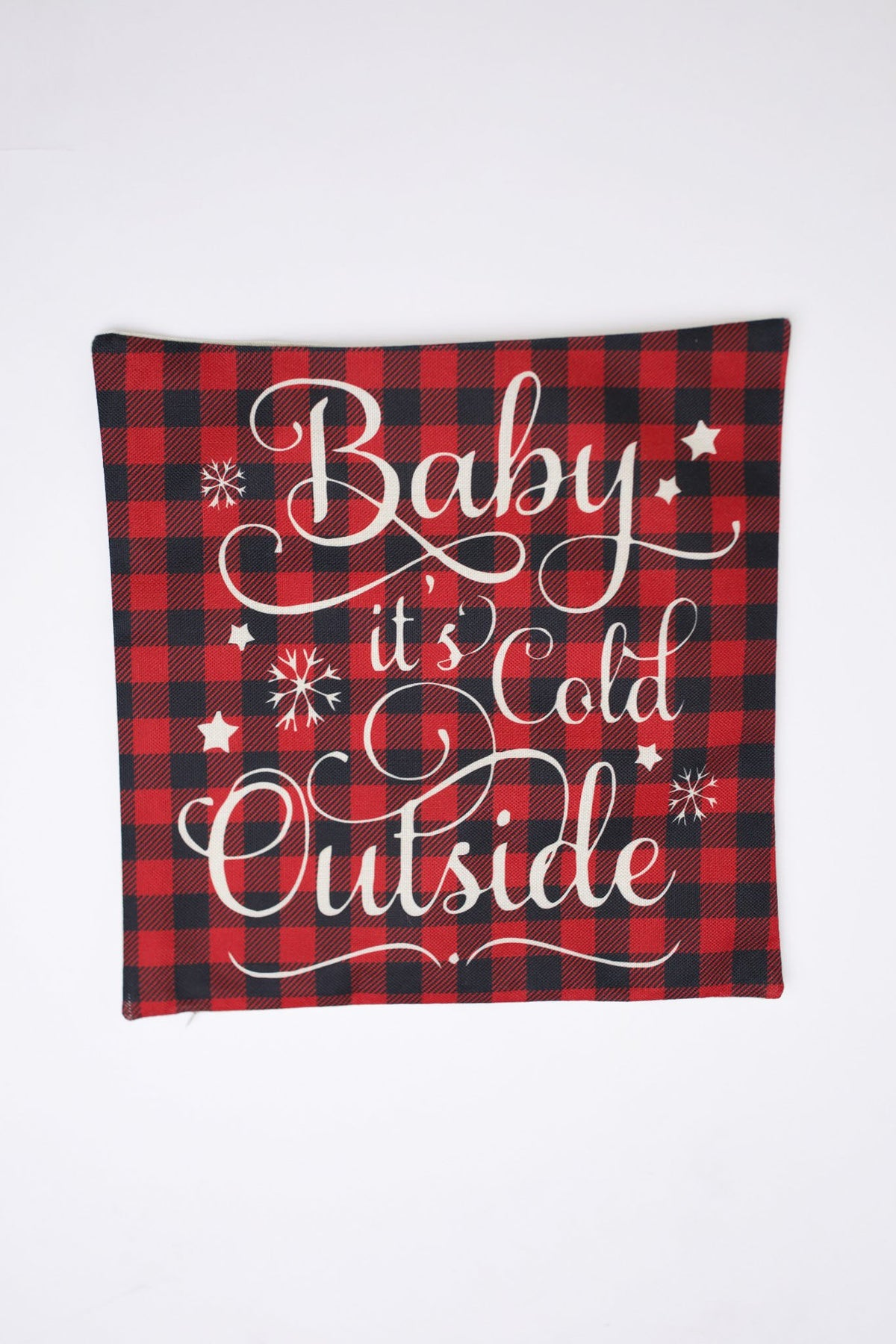 Chilly Weather Pillow Case