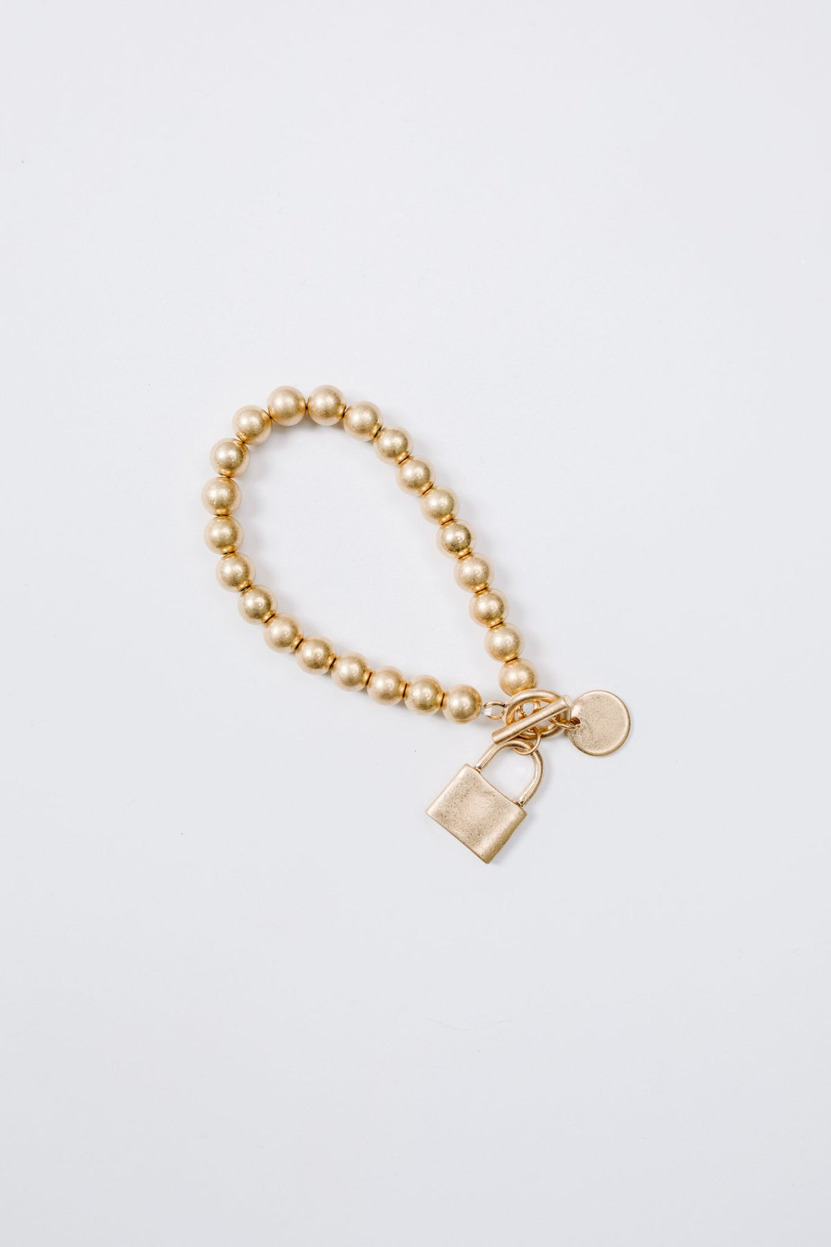 Charmed, I'm Sure Bracelet in Gold