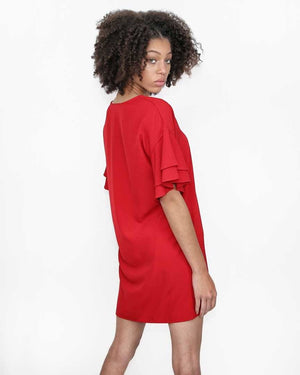 Poppy Shift Dress - alma boutique
