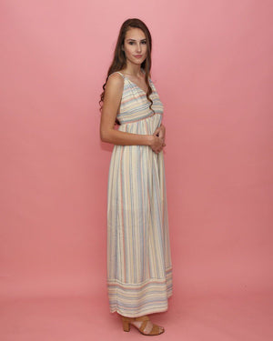 Take Me Away Maxi Dress - alma boutique