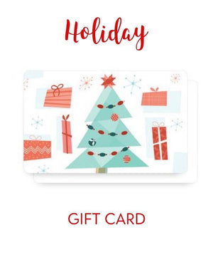 Holiday Gift Card - alma boutique