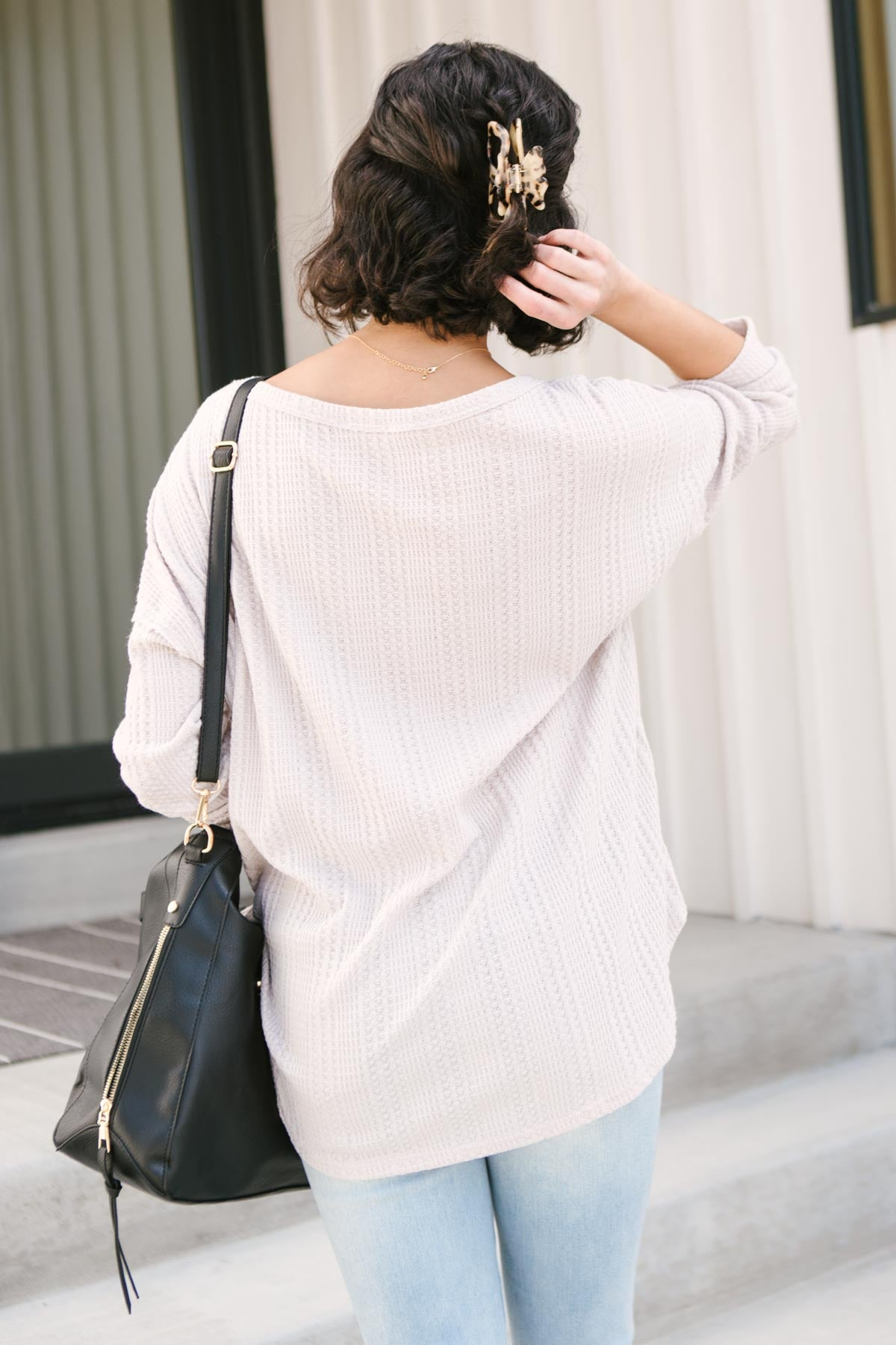 Long Days Long Sleeves Top