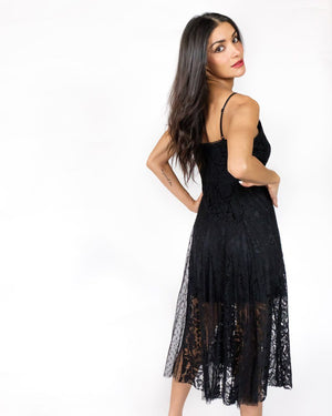 Everything Lace Dress - alma boutique