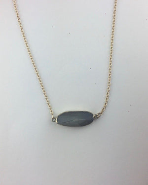 Grace Labradorite Necklace - alma boutique