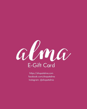 Alma Boutique E-Gift Card - alma boutique