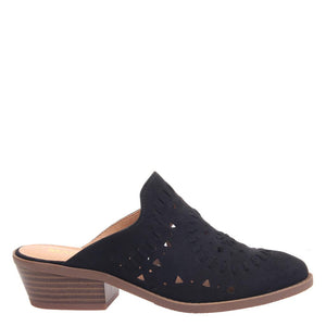 Black Mules - alma boutique