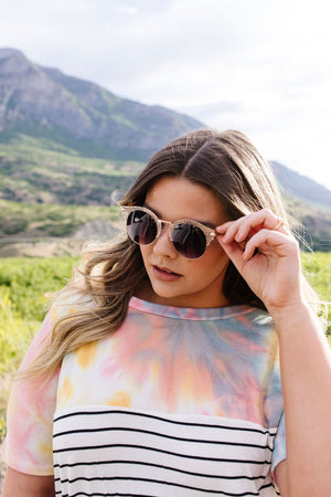 Worship The Sun Trendy Sunglasses