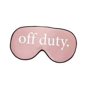 Off Duty Sleep Mask - alma boutique