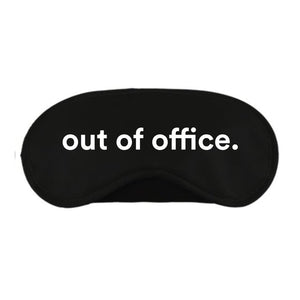 Out of Office Sleep Mask - alma boutique
