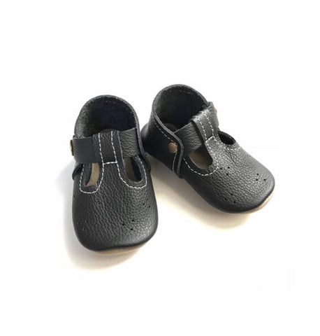 Black Bear Mary Janes