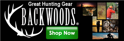 Backwoods hunting accessories