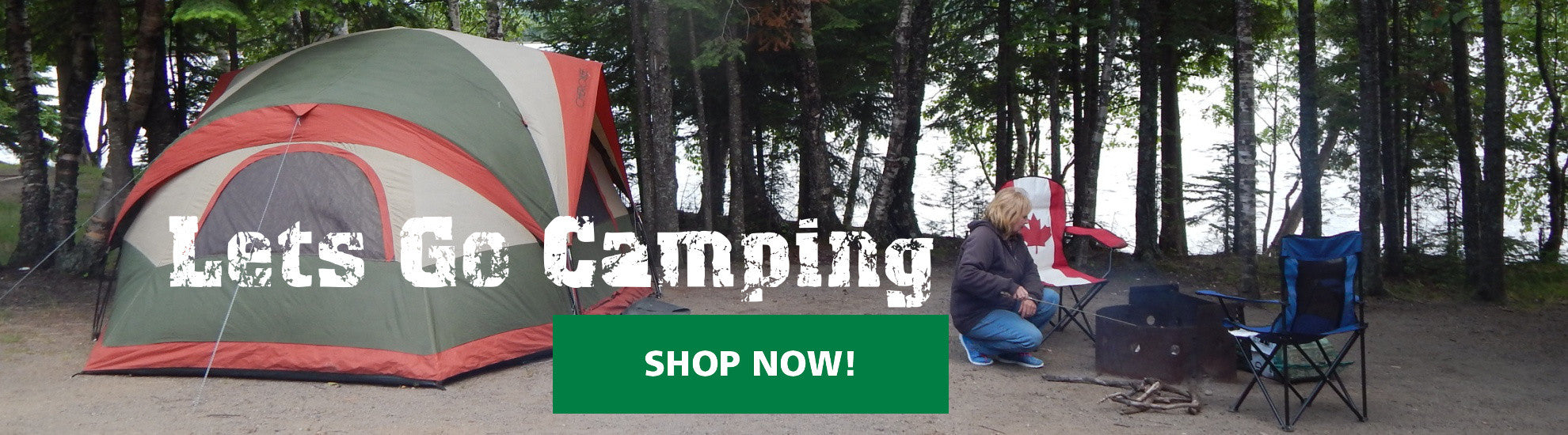 Go Camping Canada Camping Gear and Supplies