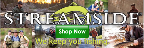 Streamside Fishing Gear