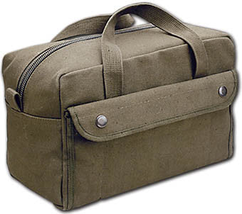 Military Kit Bag Olive Drab