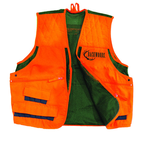 Hunters Blaze Orange Vest - Survival Gear Canada