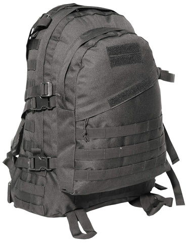 Mil Spex Tactical Pack Black