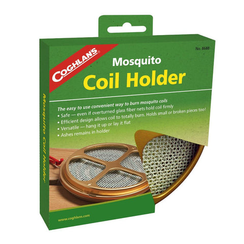 Mosquito Coil Holder - Survival Gear Canada