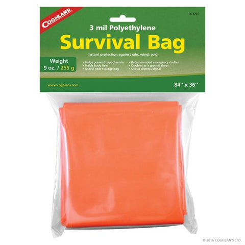Survival Bag - Survival Gear Canada