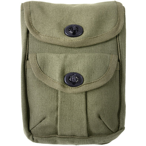 World Famous Olive Drab Ammunition Pouch