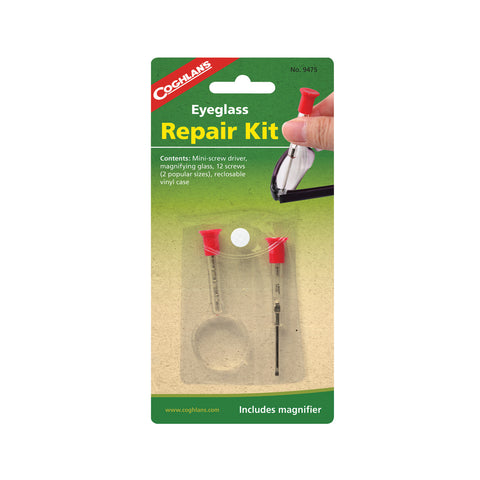 Eyeglass Repair Kit - Survival Gear Canada