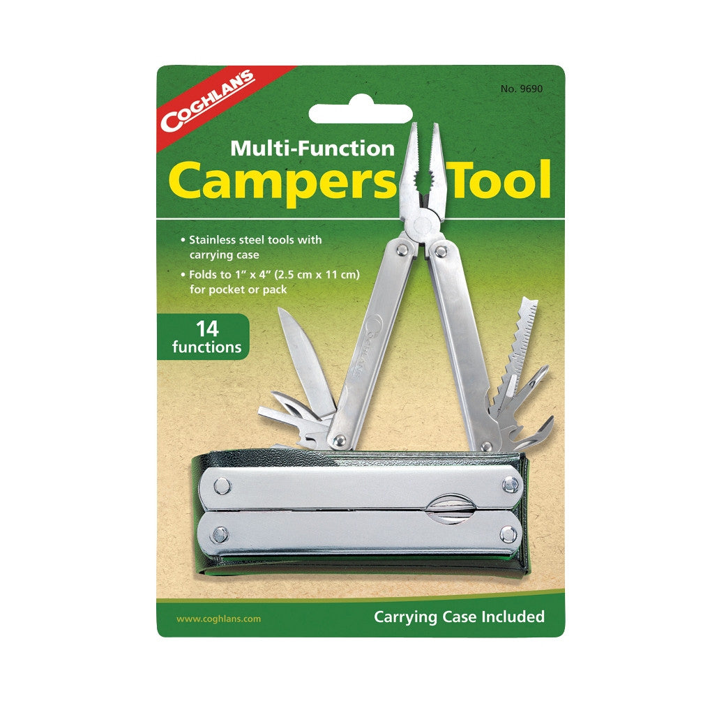 Camper's Multi-Tool - Survival Gear Canada
