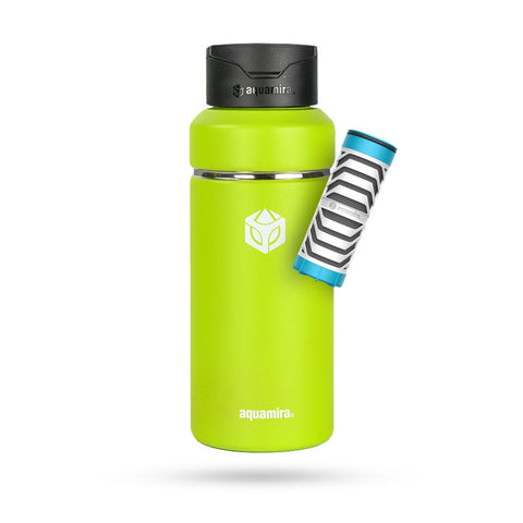 Aquamira SHIFT 32oz Filter Bottle (Citrus)