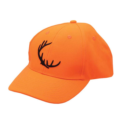 Blaze Orange Hunting Cap