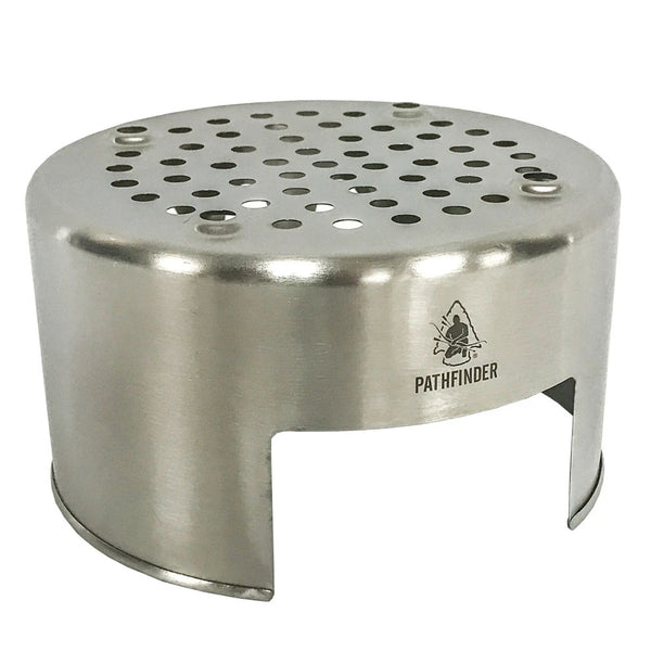 Pathfinder Bush Pot Stove - Survival Gear Canada