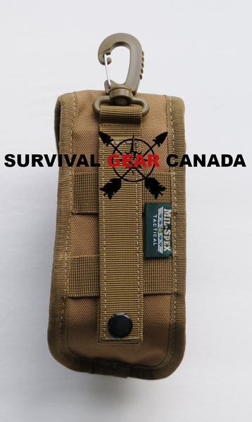 Tactical Sun Glass Case - Survival Gear Canada