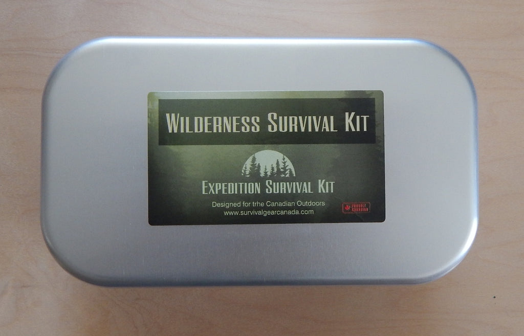 Expedition Survival Kit - Survival Gear Canada