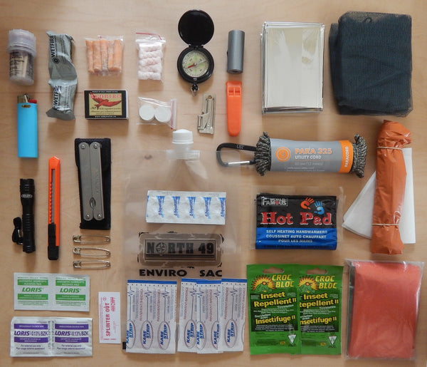 Hunters Survival Kit - Survival Gear Canada