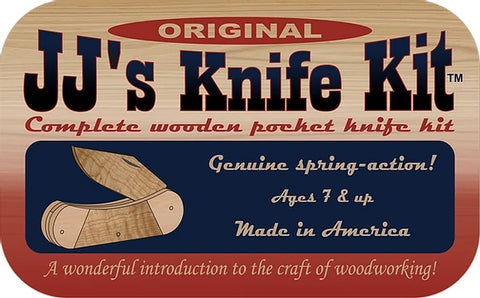 JJ's Original Knife Kit - JJ1