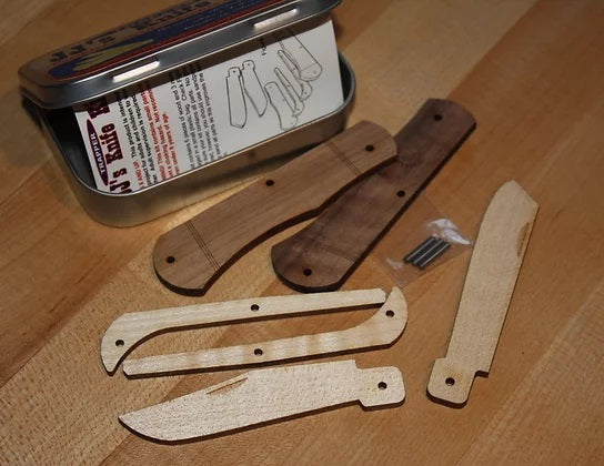 JJ's Trapper Knife Kit - JJ2
