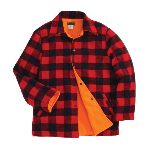 Lumberjack Hunting Jacket - Reversible - Survival Gear Canada