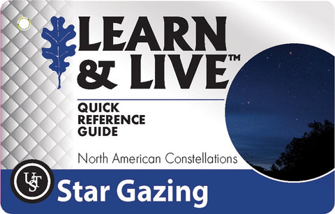 UST Learn & Live Cards - Star Gazing