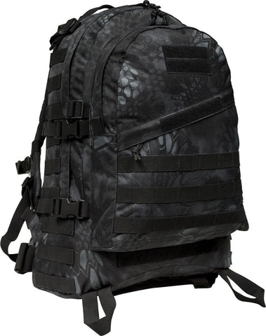 Mil Spex Tactical Pack Night Watch Black