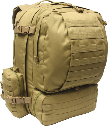Mil-Spex Assault Pack Coyote Green