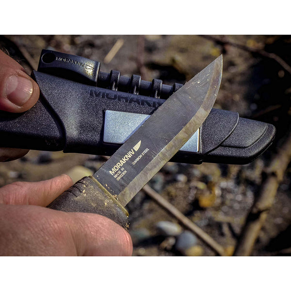 BUSHCRAFT SURVIVAL BLACK - Survival Gear Canada
