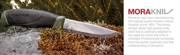Mora Companion MG Survival Knife