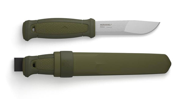 Kansbol Knife Green - Survival Gear Canada