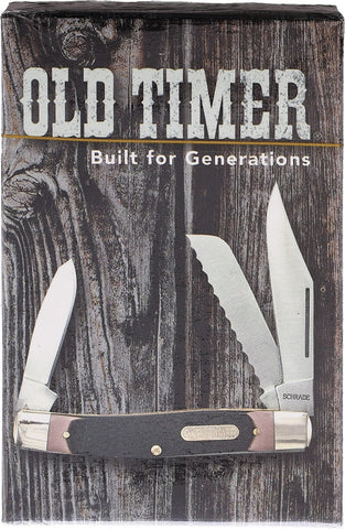 Schrade Old Timer Playing Cards