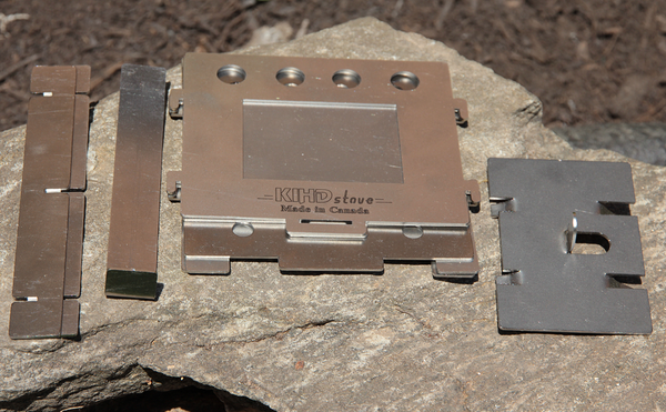 KIHD Stove Basic Plus - Survival Gear Canada