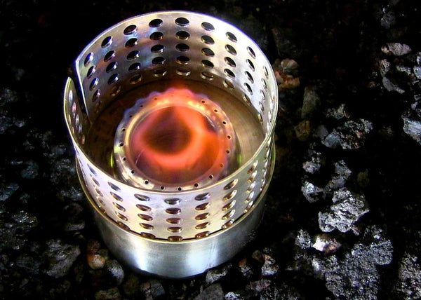 Pathfinder Alcohol Stove