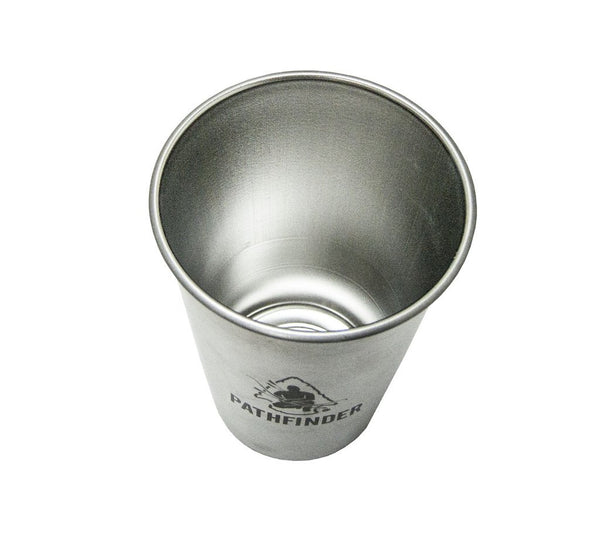 Stainless Steel Pint - Survival Gear Canada
