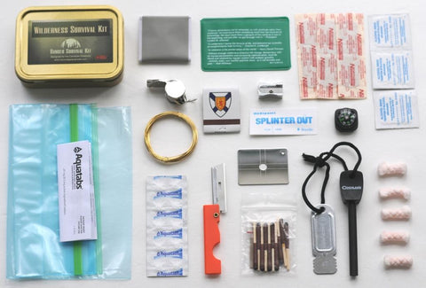 Ranger Pocket Survival Kit - Survival Gear Canada