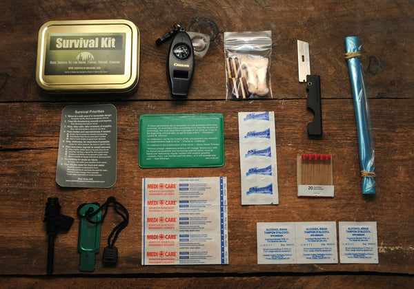 Scout Pocket Survival Kit - Survival Gear Canada