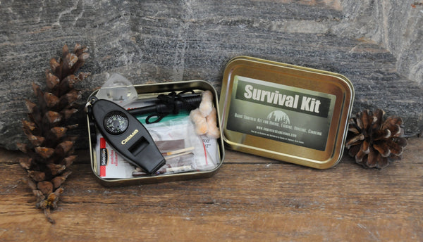 Pocket Survival Kit Level 1