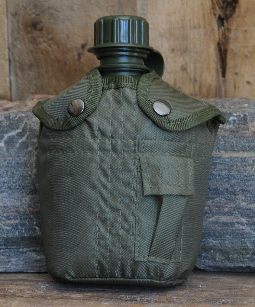 G.I. military style canteen