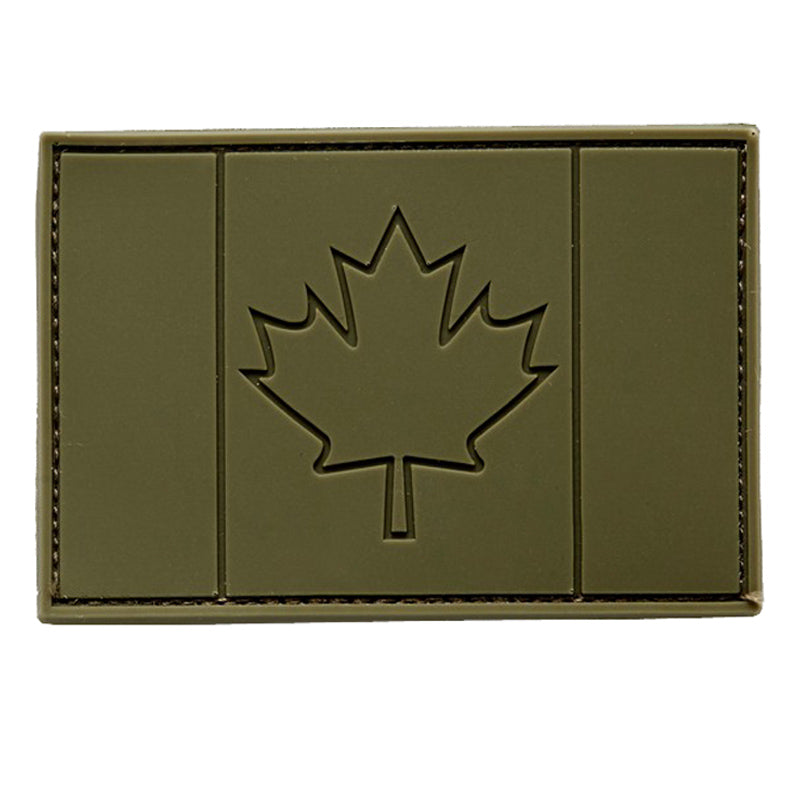 Tactical Canadian Flag Patch - Survival Gear Canada